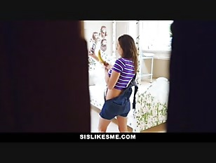 Picture SisLovesMe -Step-Sis Pays Back With Her Ass