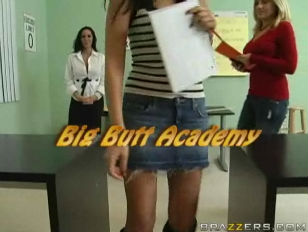 Picture Veronica Rayne Big Butt Academy