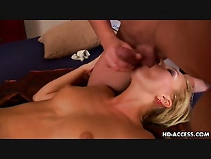 Picture Blonde Hot Slut Is Sucking On His Dick And B