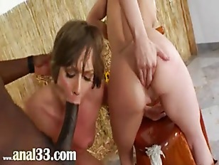 Picture Brutal Bum Threesome With Cowboy