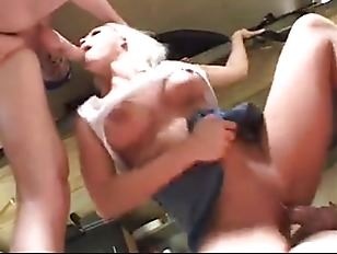 Picture White Whore Dp Play