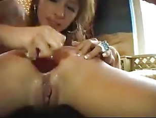Asian deep throating
