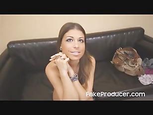 Picture Mia Gold's First Porno Ever