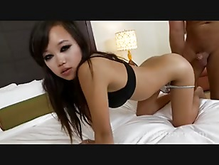 Picture Asian Young Girl 18+ Cock Gobbler Blasted Wi...