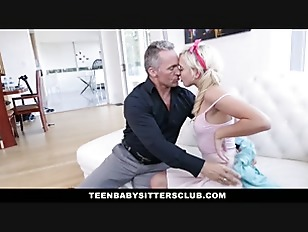 Picture MyBabySittersClub - Horny Cute Babysitter Fu...