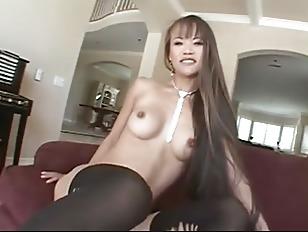 Asian Pornstar Get A Black Dic