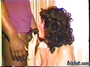Picture Vintage Babe Loves Black Cock