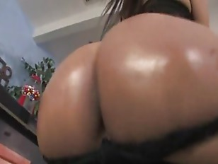 Picture Ebony Babysitter And Her Brutal Cock