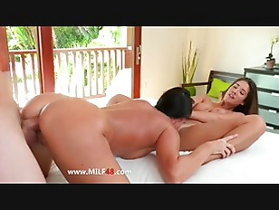 Picture Glamorous Young Girl 18+ And Her MILF Mother