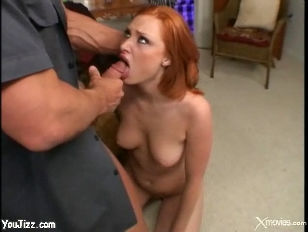 Vixen Vogel anal ginger slut