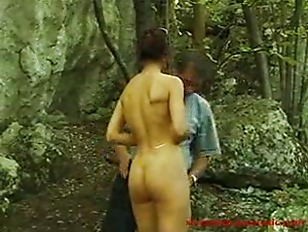 Picture Lucky Voyeur Fucks Sexy Girl Outdoors Part 2