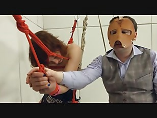 Picture To Much Of Rope And Fluent BDSM Submissive S...