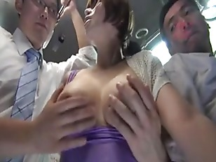 Picture Sexy Jap OL Get Fuck In Bus