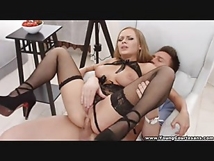 Picture Young Courtesans - Hard Anal For Sexy Courte...