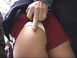 Shy (女子校生)schoolgirl groped