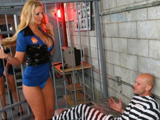 Picture Brianna Love And Phoenix Marie Inmate Blowjo