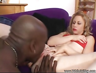 BBC Anal For Strawberry Blond