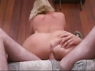 Picture A Smoking Hot Blonde Gives It Up
