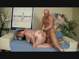 Picture Sexy BBW Julie Ann More Gets Fucked Like A D...