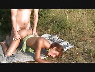 Picture Natashas Hardcore Scene Outside