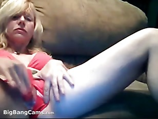 Picture Granny Teases Her Pussy