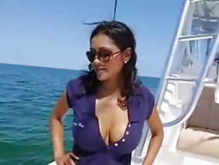 Picture PRIYA RAI FUCKED ON A BOAT