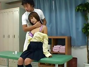 Picture Schoolgirl Tricked By School Doctor