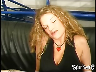 Picture Blonde Wild Chick Ride On Cock