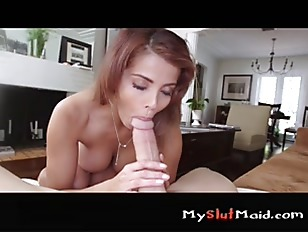 Latina Milf Cleans and Fucks for Cash...