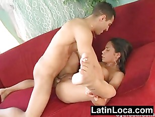 Africanamerican girl gets her freak on with white hubby 2
