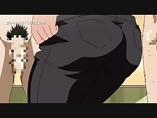 Picture Anime Hottie Sucking And Fucking Cock Gets A...