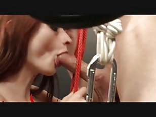 To much of rope and extreme BDSM subm...