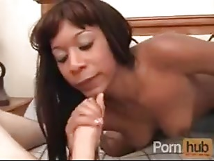 This ebony is a HOT fuck