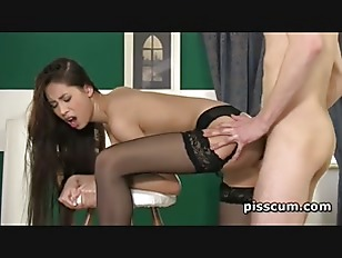 Picture Paula Shy Fucked In Close-up And Pissed On T...