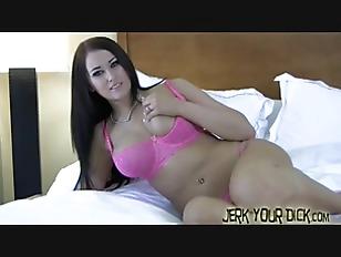 Picture Jerk Your Big Hard Cock To My Huge Titties J...