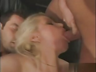 Picture A Gorgeous Blonde MILF DP