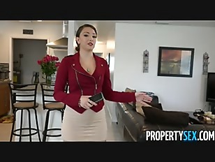 Latina real estate agent with