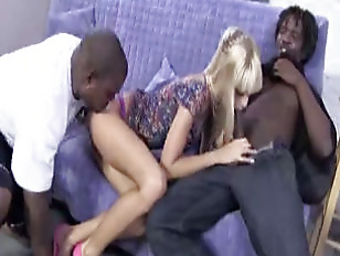 Picture Portuguese Erica Fucked By Two BBC