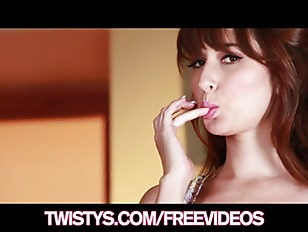 Picture Cute Young Girl 18+ Brunette Shay Laren Play...