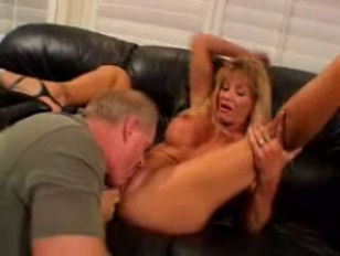 Watching his Wife Fucked In Th