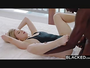 Picture Blonde Gets First BBC From Brothers Friend