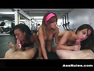 Assparade Orgy at the gym p4