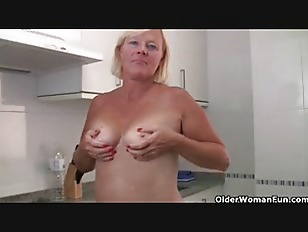 Europes hottest grannies collection