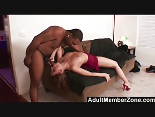 Picture AdultMemberZone Fiery Redhead Wants The Blac...