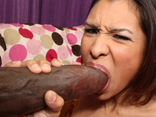 Picture Nataly Rossa Sucked And Fucked By A Big Blac...