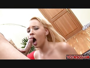 Busty gf creampie surprise