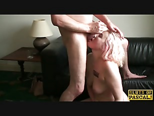 Picture Worthless British Sub Slapped And Choked