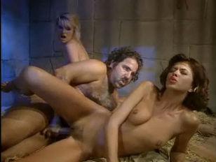 Deborah Wells and Ron Jeremy