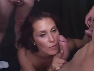 Picture 1 MILF And 5 COCKS
