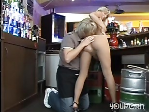 Picture The Hot Babe At The Bar